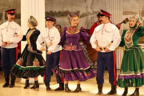 St. Petersburg: Feel Yourself Russian Show Ticket