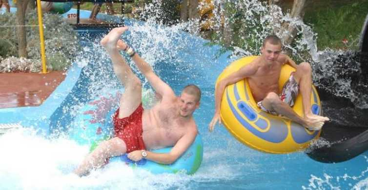 Hersonissos: Acqua Plus Water Park Entrance Ticket