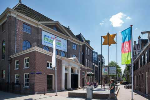 Amsterdam: Jewish Cultural Quarter Full-Day Tickets