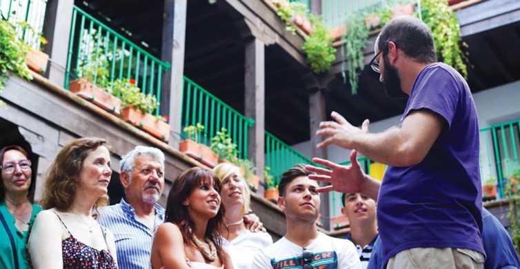 Siviglia: tour a piedi di 1 ora del Barrio de Santa Cruz