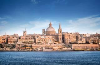 Valletta und 3 Städte: Privater Landausflug