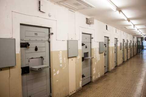 Berlin: Stasi-Prison from Potsdamer Platz