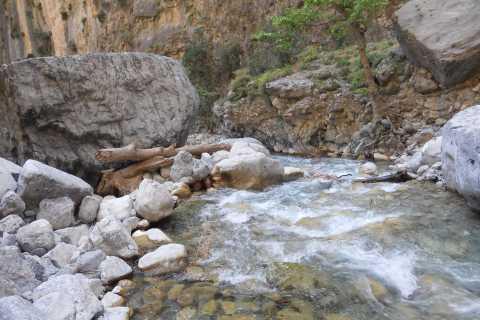 Creta: tour de senderismo por la garganta de Samaria