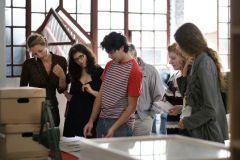 Tour pelo Estúdio de Arte em Buenos Aires