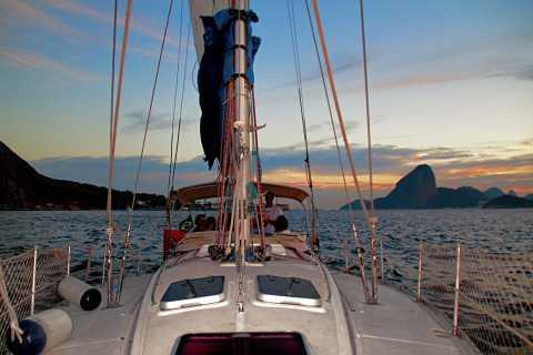 Rio de Janeiro: 3-timers seiltur på Guanabarabukten