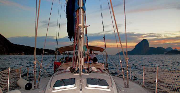 Rio de Janeiro: 3-Hour Sailing Trip on Guanabara Bay