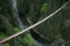 Passeio Turístico Vancouver e Ponte Suspensa de Capilano
