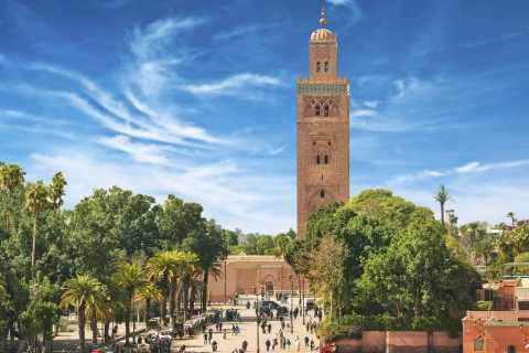 Marrakech Palaces and Monuments Half-Day Tour