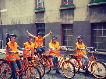 Dublin: 2 Std. E-Bike-Tour mit örtlichem Reiseleiter