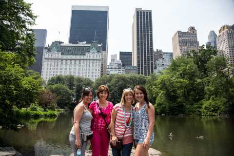 New York: Central Park Movie Sites Walking Tour