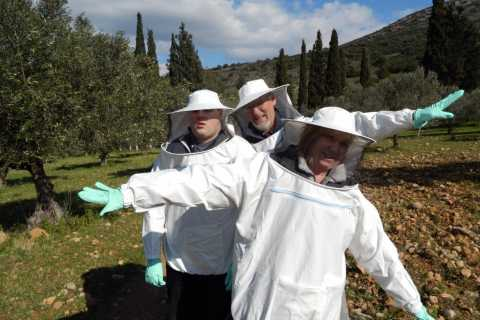 From Nafplio: Beekeeper for a Day in Nafplio