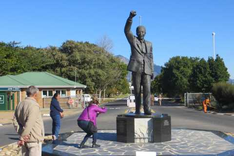 From Cape Town: Winelands Tour and Tastings