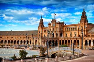 Majestätisches Sevilla: Führung