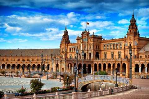 Sevilla majestuosa: tour guiado de medio día