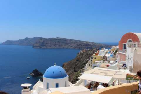 Santorini: tour de un día desde Creta