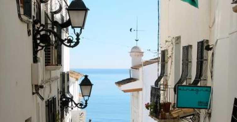 Alicante charmante dorpenervaring: Villajoyosa en Altea