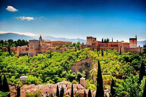 Granada: viaje de un día desde Sevilla con traslados