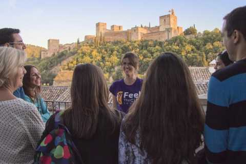 Granada: Albaicín and Sacromonte 2.5-Hour Walking Tour