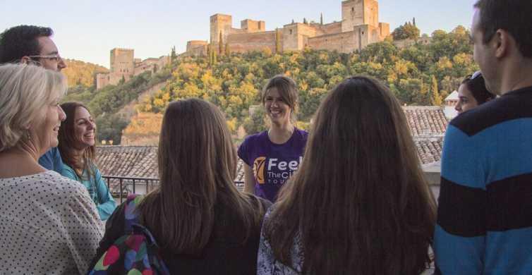 Granada: Albaicín and Sacromonte 2.5-Hour Walking Tour