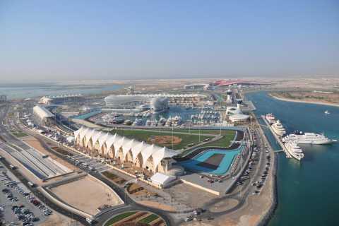 Abu Dhabi: Yas Marina Circuit Venue Tour