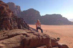 Amã: Tour 2 Dias Petra, Uádi Rum, Mar Vermelho e Mar Morto