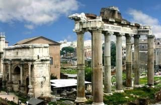 Rom: Flughafentransfer und 3 Stunden Privattour