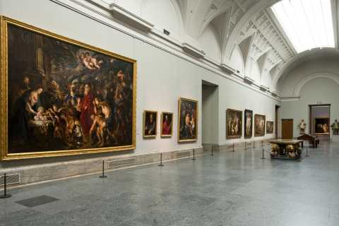 Private Guide & Transport to Prado Museum