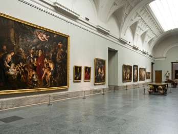 Private Guide & Transport zum Prado Museum