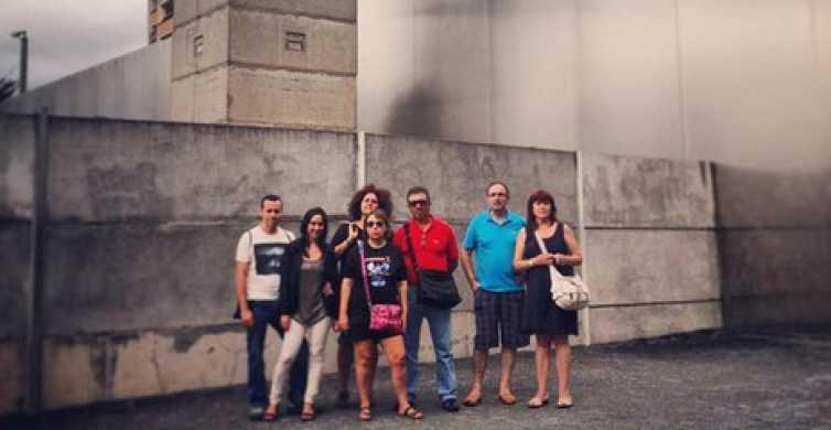 Berlin: English Private Berlin Wall Tour by Minivan