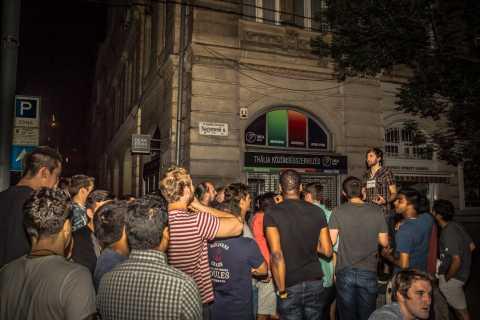 Original Budapest Pub Crawl and VIP Club Entrance