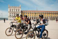 Lisboa: Excursão de Bicicleta Elétrica pelas Colinas