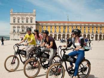 Lissabon: Die Hügel der Stadt mit dem E-Bike