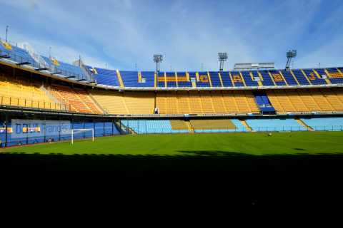 River Plate and Boca Juniors Museums and Stadiums Tour