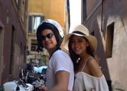 Rom: Eigenständige Spritztour mit der Vespa
