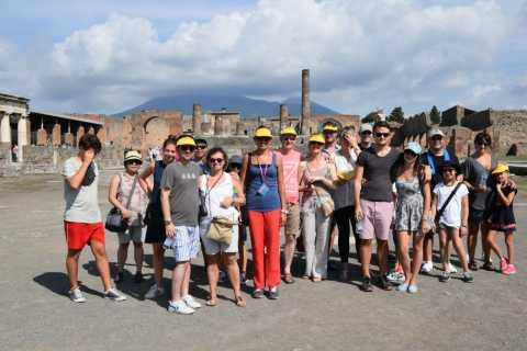 Tour en grupo sin colas por Pompeya
