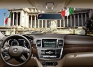 Privat-Transfer zwischen Rom-Fiumicino und Stadtzentrum