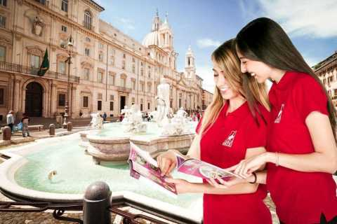 Rome: Piazza Navona Art Treasure Hunt: Private Tour