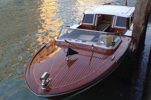 Private Transfer tussen het centrum van Venetië en Cruise Port