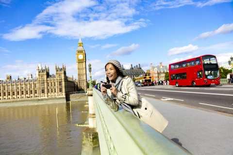 Londen Travelcard opties: 1 dag onbeperkt reizen