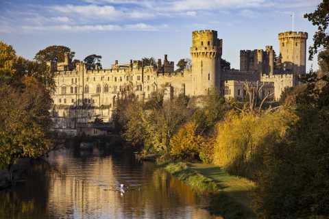 Warwick Castle, Stratford, Oxford & Cotswolds Day Trip