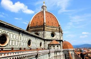 Florenz: Kathedrale, Kuppel und Terrassen Führung
