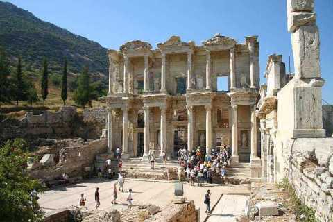 Ephesus: Private Guided Shore Excursion with Van