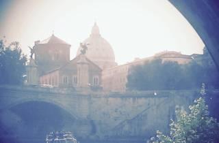 Rom: Wein und Häppchen auf dem Tiber