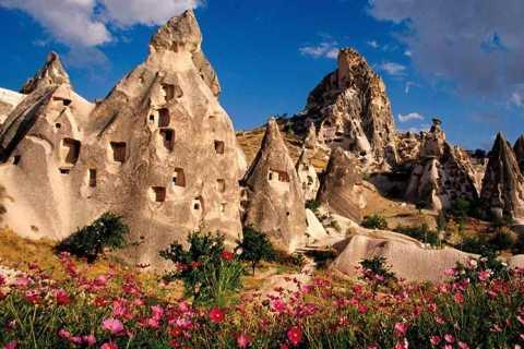 From Nevşehir: Private Guided Van Tour of Cappadocia Region