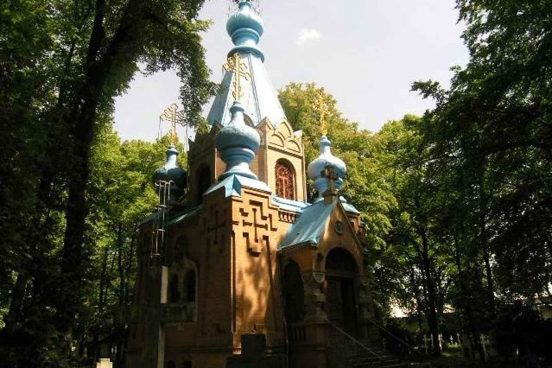 Berlin: Führung über den Russischen Friedhof