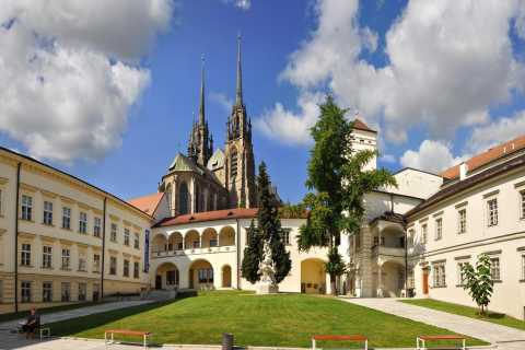 Brno: Historic Downtown Walking Tour