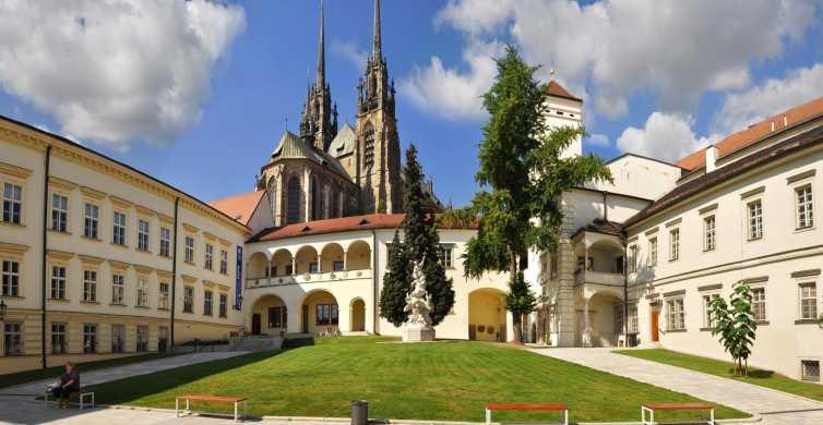 Brno: Historic Downtown Walking Tour