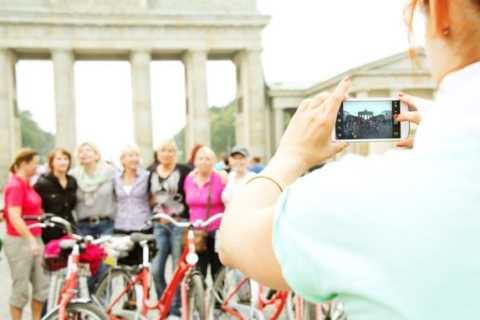 Berlins bästa: Guidad cykeltur