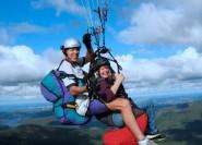 Ab Rom: Tandem-Paragliding (ganztägiges Abenteuer)