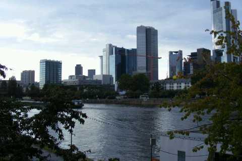 Stadtrallye in Frankfurt: Smartphone City Challenge
